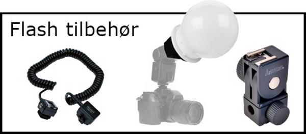 Billede til varegruppe Tilbehør til Flash / Lys