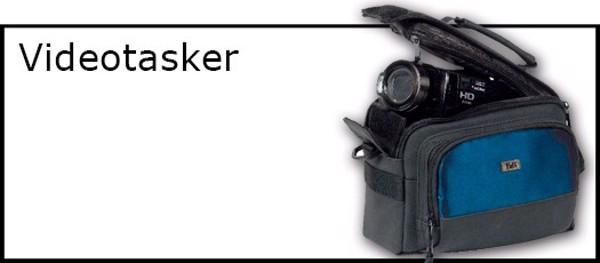Billede til varegruppe Videokamera tasker