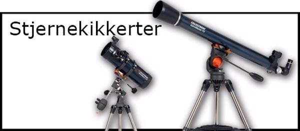 Billede til varegruppe Stjernekikkerter