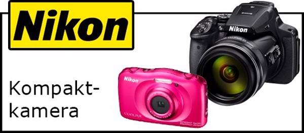 Billede til varegruppe Nikon Coolpix kamera