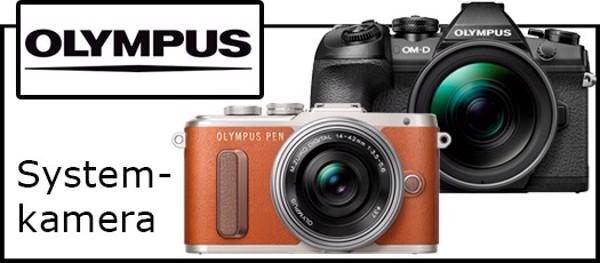 Billede til varegruppe Olympus OM-D og PEN