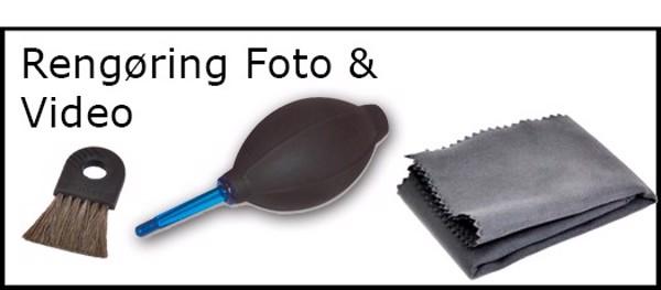 Billede til varegruppe Rengøring Foto & Video