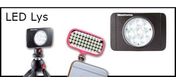 Billede til varegruppe LED Lys