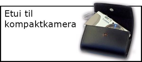 Billede til varegruppe Etuier til kompakt kamera