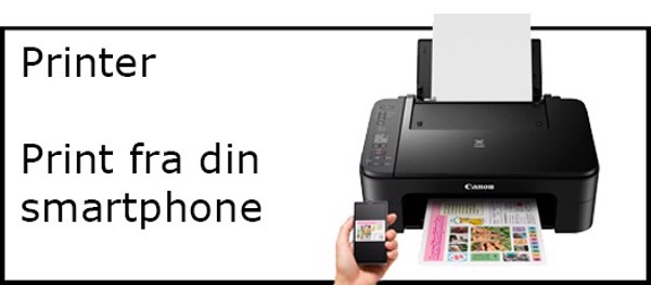 Billede til varegruppe Printer & Scanner