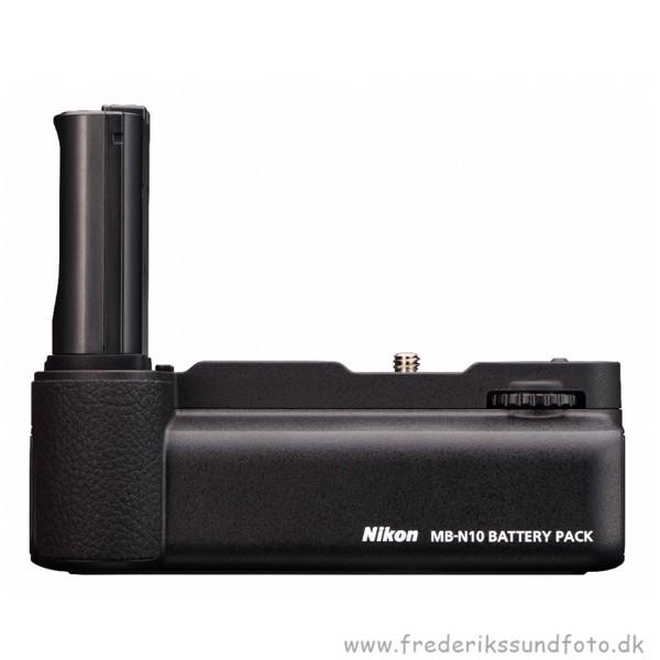 Nikon MB-N10 Batterigreb til Nikon Z 6 & Z 7