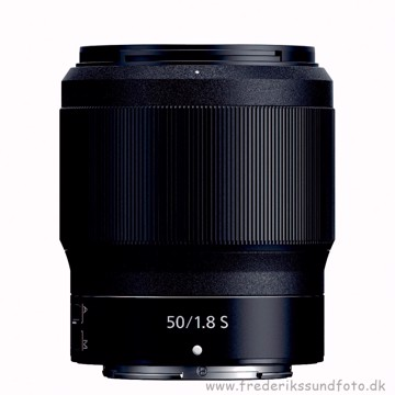 "Nikon Nikkor Z 50mm f/1.8 S ""Save Today"""