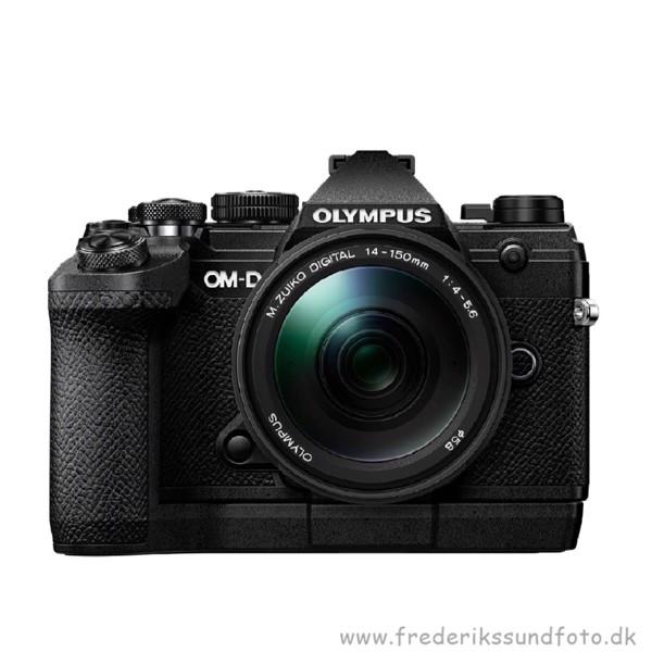 Olympus OM-D E-M5 Mark III 14-150mm f/4.0-5.6 II