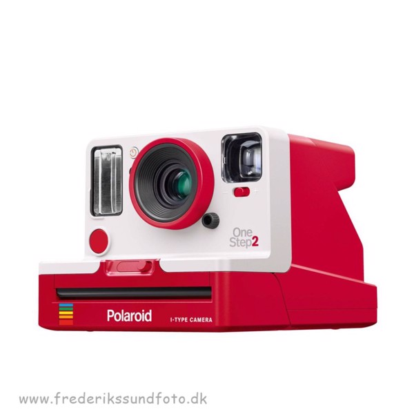 Polaroid Box m/OneStep2, inkl. 2 film