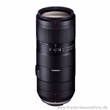 Tamron 70-210mm f/4 Di VC USD til Nikon