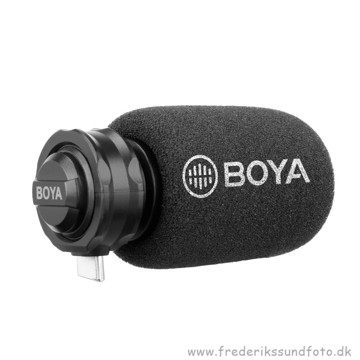 BOYA BY-DM100 Digital Stereo t/Android