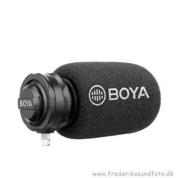 BOYA BY-DM200 Digital Stereo t/Lightning