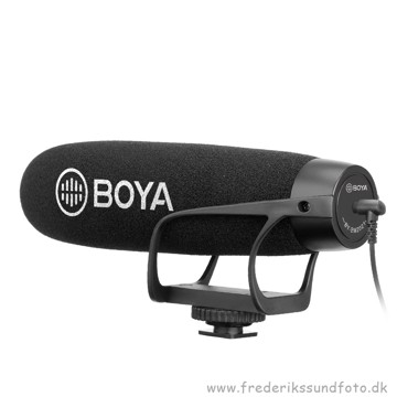 BOYA BY-BM2021 Shotgun Mikrofon