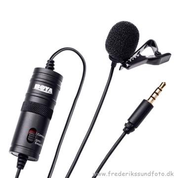 BOYA BY-M1 Lavalier Mikrofon