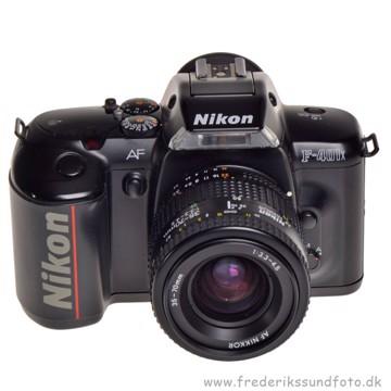 BRUGT Nikon F401x m/35-70mm f/3.5-4.5