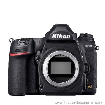 Nikon D780 kamera hus Kampagne