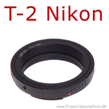 Kipon T2-Nikon Adapter ring
