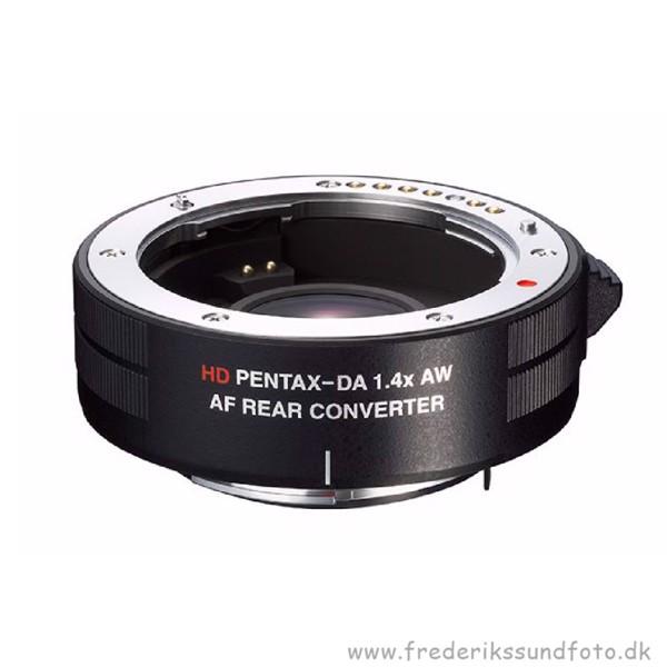 Pentax DA AF Rear converter 1.4X AW