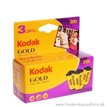 Kodak Gold 200 135-24 3 pk