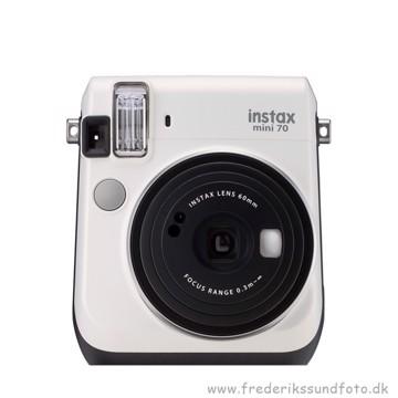 Fujifilm Instax Mini 70 Hvid