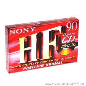 Sony HF Kassettebånd 90