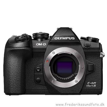 Olympus OM-D E-M1 MK III kamerahus