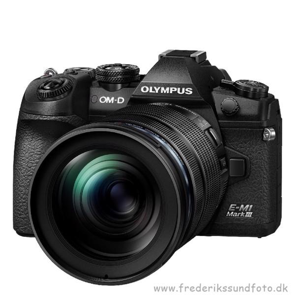 Olympus OM-D E-M1 MK III m/12-100mm