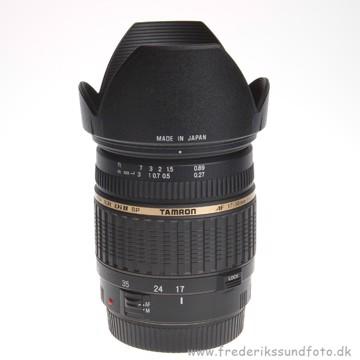 BRUGT Tamron AF 17-50mm f/2.8 XR Di-II SP t/Cano