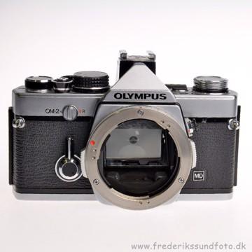 BRUGT Olympus OM-2n kamerahus
