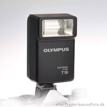 BRUGT Olympus T18 flash