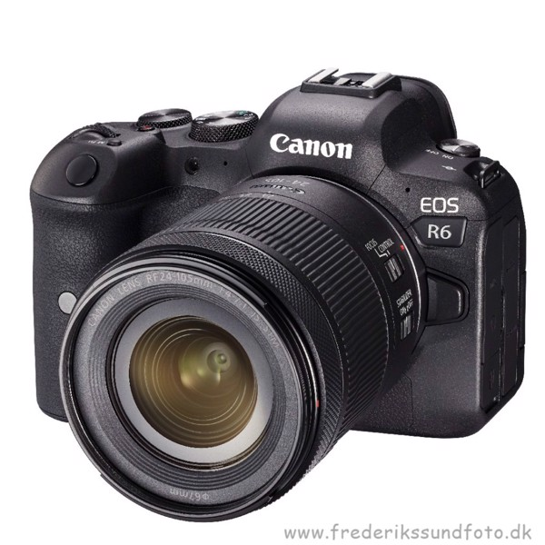 Canon EOS R6 m/24-105mm f/4-7,1 IS STM