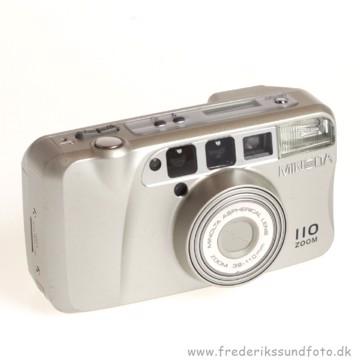 BRUGT Minolta 110 Zoom kompaktkamera