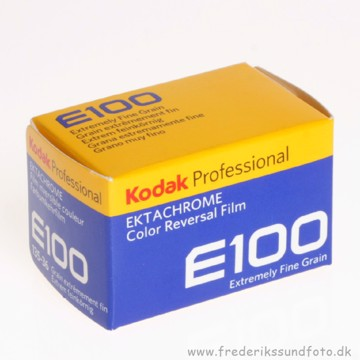 Kodak Ektachrome E100 135/36 dias film