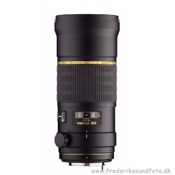Pentax DA* 300mm f/4,0 ED