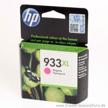 HP 933 XL Magenta blækpatron  (Udløbsdato 2016)
