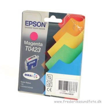 Epson T0423 magenta  blækpatron  (Udløbsdato 2009)