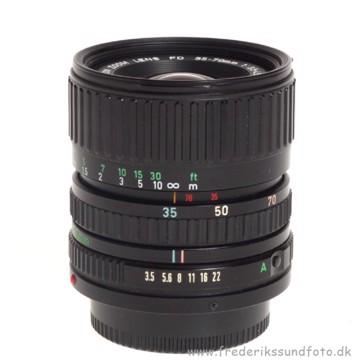 BRUGT Canon FD 35-70mm f/3.5-4.5