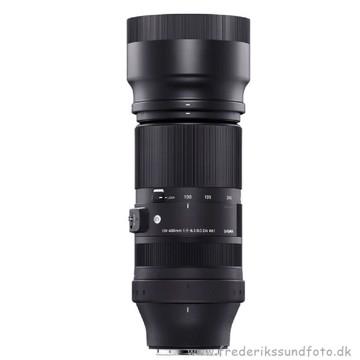 Sigma 100-400mm f/5-6.3 DG DN OS Sonu E-mount