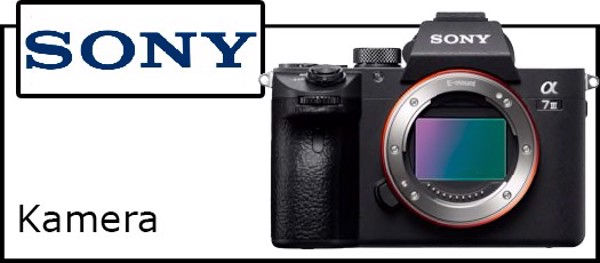 Billede til varegruppe Sony Kamera
