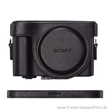 Sony LCJ-HN taske sort