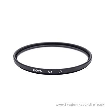 Hoya UX UV 58mm HMC filter