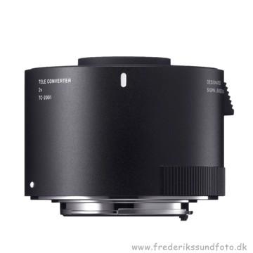 Sigma TC-2001 Tele Converter t/Nikon