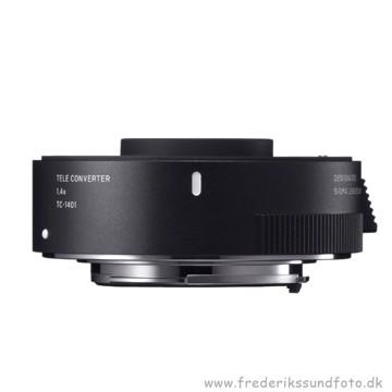Sigma TC-1401 Tele Converter t/Nikon