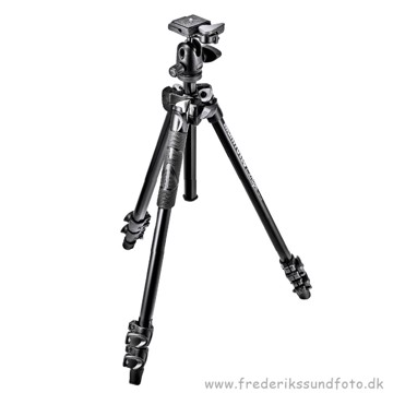 Manfrotto 290 Light m. 494RC2 MK290LTA3-BH