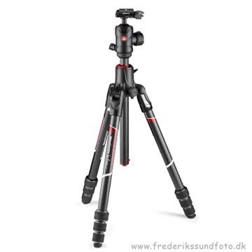 Manfrotto Befree GT XPRO Kulfiber fotostativ