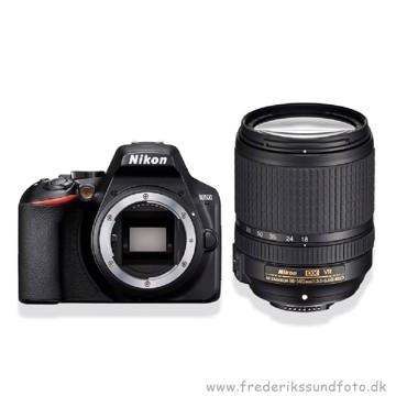 Nikon D3500 AF-P 18-140mm VR