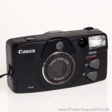 BRUGT Canon Prima ZOOM 85 Analog kamera
