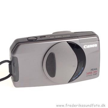 BRUGT Canon Prima Super 28V Caption