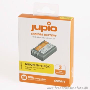 Jupio EN-EL9A batteri CNI0011