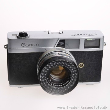 BRUGT Canon Canonet